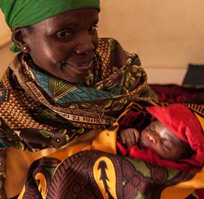 Cura della Madre e del Bambino a Namiungo/Tanzania